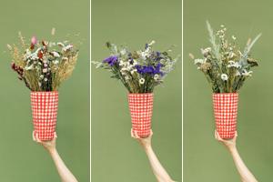 3 Trockenblumensträusse für je 64.– gewinnen