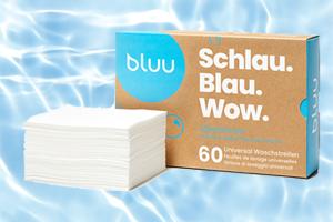 Zero-Waste-Waschmittel von Bluu gewinnen