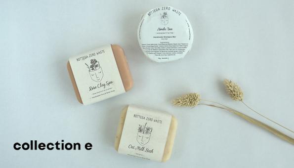 Seifen und Shampoos von Collection e