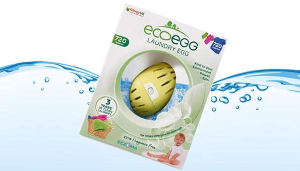 Wettbewerb: Wir verlosen 5 Ecoegg-Wascheier für je 720 Waschladungen