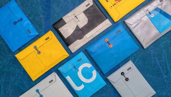 Wettbewerb: Wir verlosen 2 Laptop-Sleeves von Freitag im Wert von 90 Franken