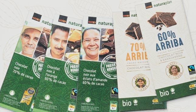 Wettbewerb: 10 mal feine Naturaplan Projektschokolade gewinnen