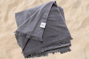 2 Beachtowels aus Baumwolle von Pura Clothing gewinnen