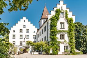 Übernachtung für 2 im Schlosshotel Wartegg für 265.– gewinnen