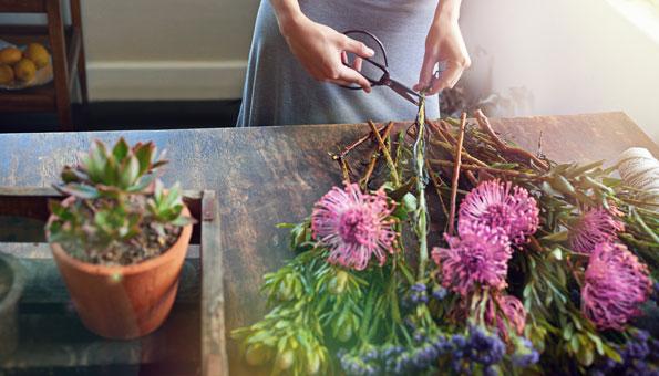 Blumen selber pflücken: Tipps und Tricks
