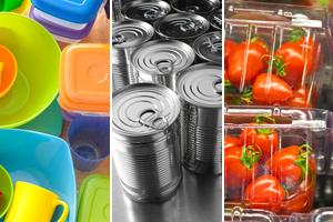 BPA in vielen Lebensmittelverpackungen enthalten, kann die Gesundheit schädigen.