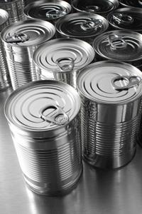 Bisphenol A enthalten in Konservendosen