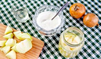 Schnelle Hilfe aus der Küche: Hustensaft selber machen