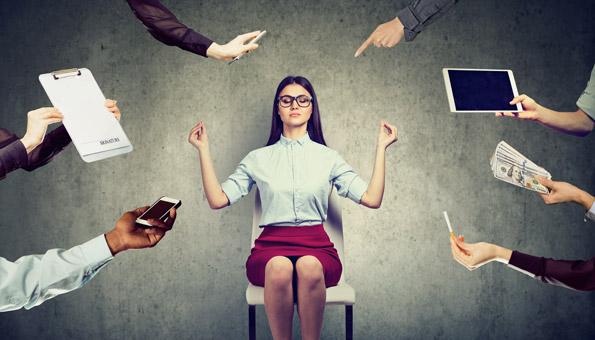 Stress abbauen und Stressbewältigung mit 10 Tipps