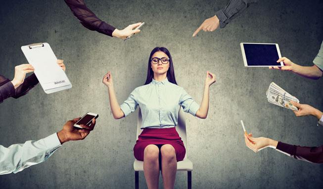 Stressfrei: 11 Tipps, wie wir ganz einfach Stress abbauen