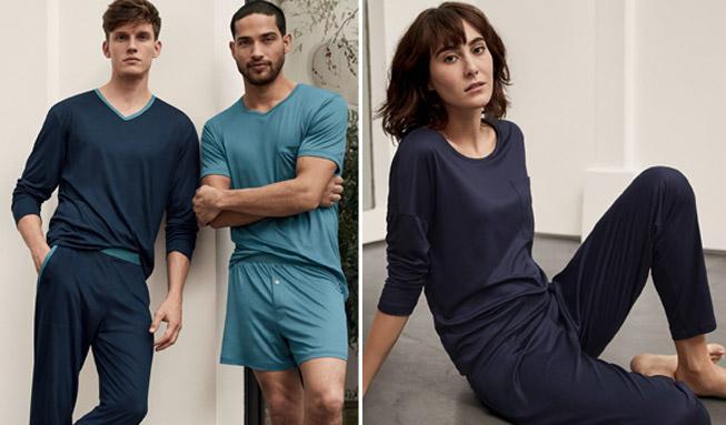Wir verlosen zwei kompostierbare Pyjamas für je 140 Franken
