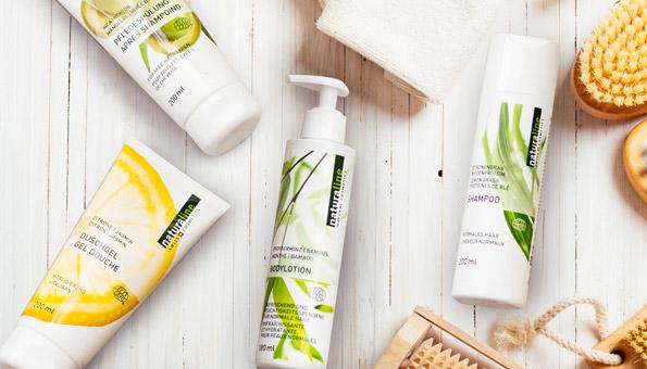 Wettbewerb: Kosmetiksets von «Naturaline natural cosmetics» gewinnen