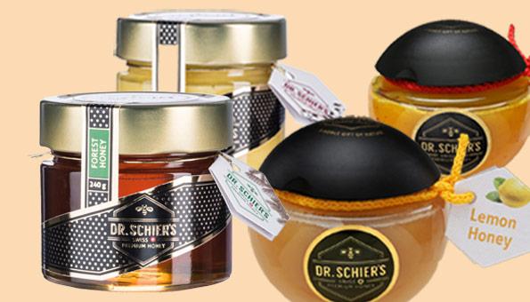 Naturreinen Bio-Honig aus der Schweiz gewinnen