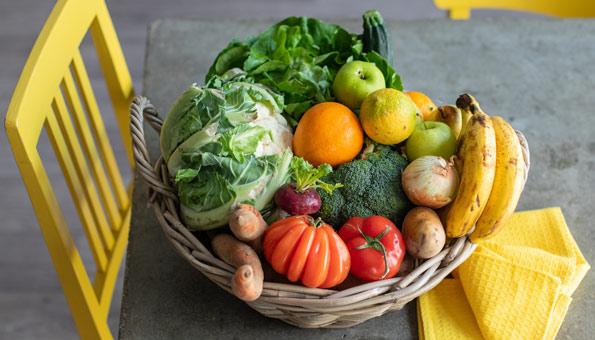Wettbewerb: Wir verlosen 3 Gemüsekörbe von Ugly Fruits für je 65.–