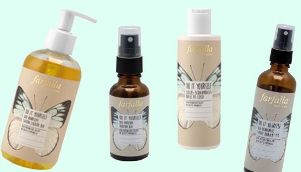 Wir verlosen 3 DIY-Sets mit Parfum, Duschgel, Seife, Raumduft