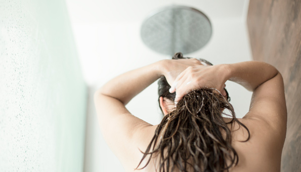 Haare waschen mit Kernseife