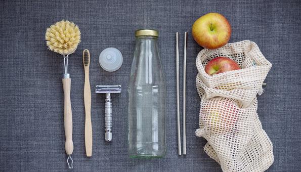 Mit 10 Tipps können Sie einfach Abfall reduzieren und Plastik vermeiden
