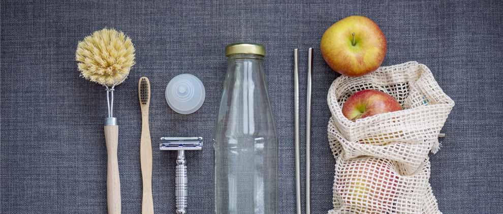 Mit diesen 9,5 Tipps können Sie einfach Abfall reduzieren