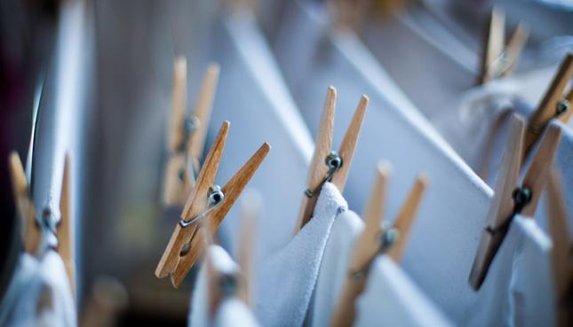 Wäsche trocknen im Winter: So geht's nachhaltig