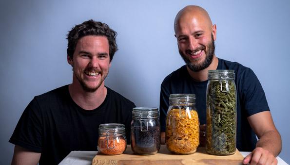 Lieferservice Wayste liefert Lebensmittel und andere Produkte Zero Waste und unverpackt nach Hause