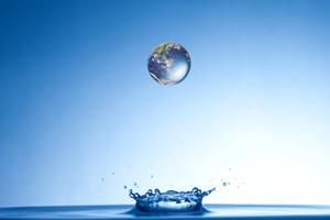 Warum jeder von uns täglich über 6000 Liter Wasser verbraucht