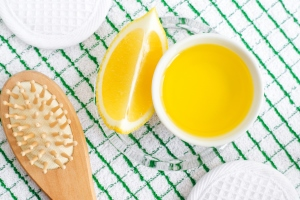Olivenöl pflegt Haare besonders intensiv