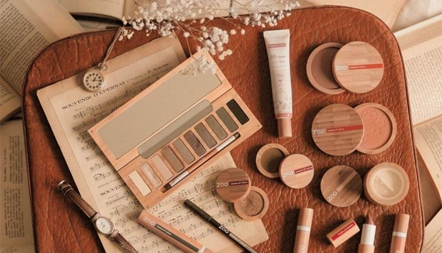 Make-up von Zao