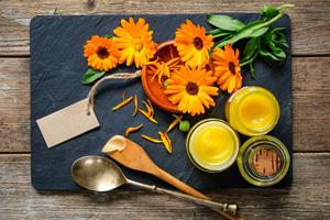 Ringelblumensalbe selber machen: Ein einfaches Rezept