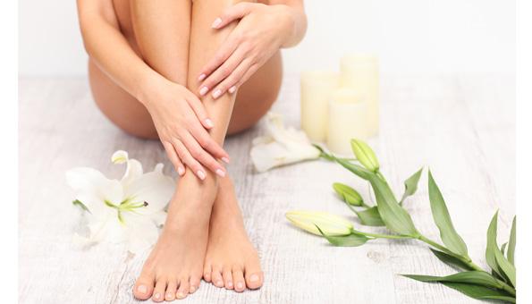 Hautpflege sorgt für schöne Haut.