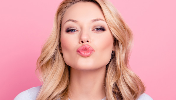 Kussmund, küssen, Lippen, Lippenpflege, Frau