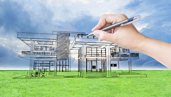 Ökologisches Bauen: So bauen Sie nachhaltig