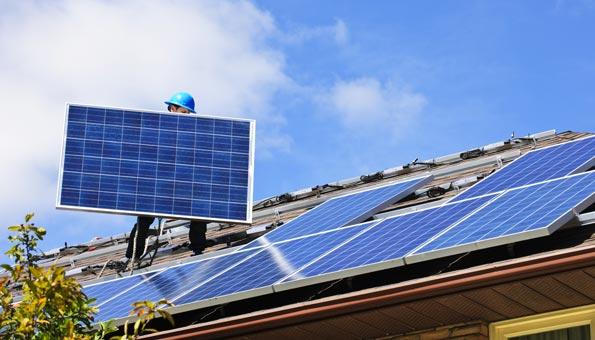 Solaranlagen: Modelle und Kosten für Solarzellen