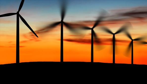 Windenergie von Windkraftanlagen hätte auch in der Schweiz grosses Potenzial