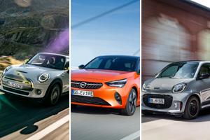 Elektroautos 2020: Neue Modelle