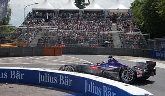 Das Formel-E-Rennen startet 2019 in Bern