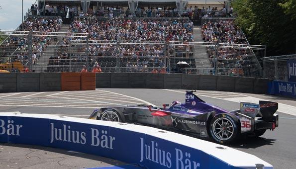 Formel-E: Swiss E-Prix gastiert 2019 in Bern
