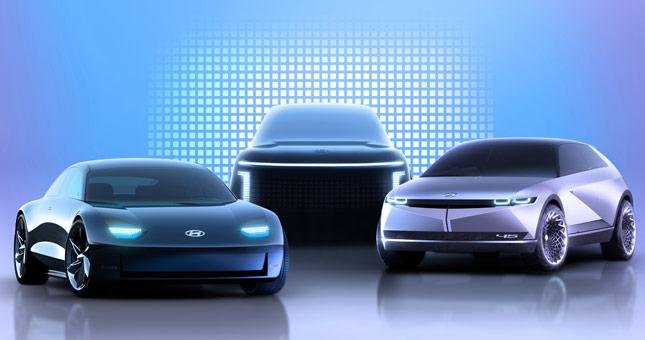 Ioniq Elektorautos 2021