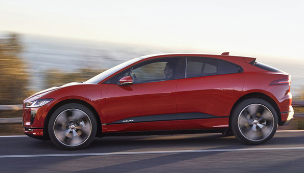 Der Jaguar I-Pace gehört zu den vielversprechendsten Elektroautos 2020
