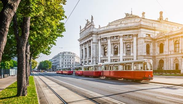 Mit dem Nachtzug von Zürich nach Wien