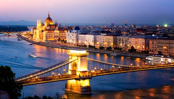 Nachtzug Zürich Budapest