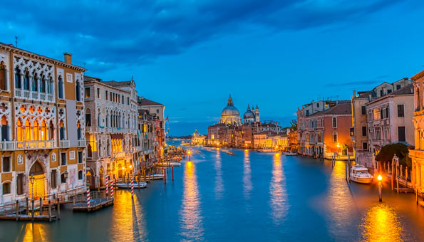 Nachtzug Wien Venedig