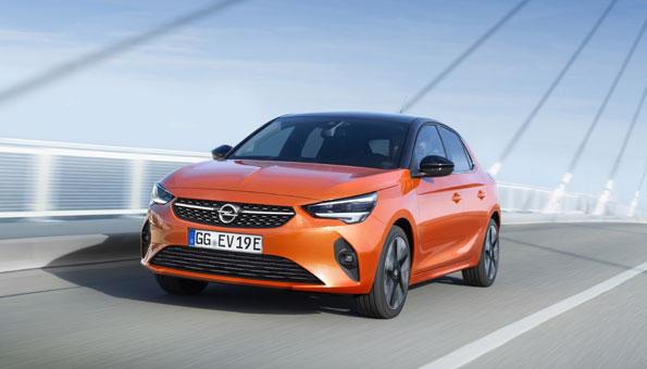 Der Opel Corsa E sorgt als Elektroauto 2020 für mehr Fahrspass.