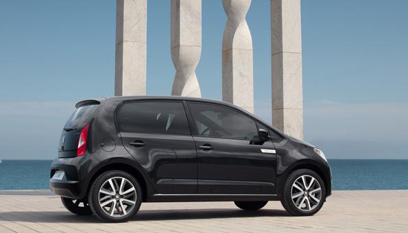 Seat bringt 2020 gleich 2 Elektroautos auf den Markt: Den Mii electric und den el-Born