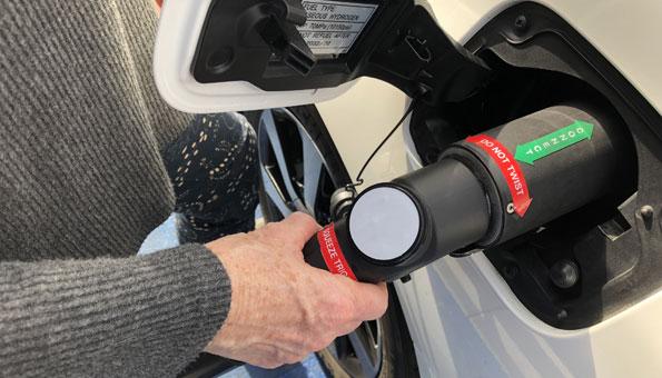 Wasserstofftankstellen in der Schweiz: Flächendeckender Ausbau