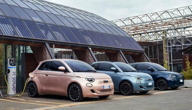 Elektroautos 2021 -  E-Auto Neuheiten des Jahres