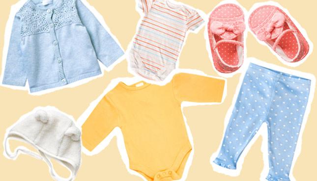 Babykleidung mieten: Die 4 besten Plattformen der Schweiz