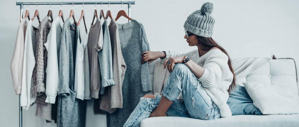 In 4 Schritten zur eigenen Capsule Wardrobe