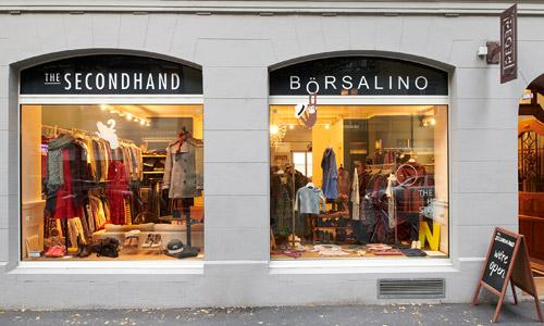 econdhand Luzern: Die 9 besten Shops für Secondhand Kleider: Börsalino