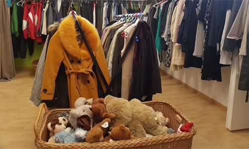 econdhand Luzern: Die 9 besten Shops für Secondhand Kleider: Brocki Luzern