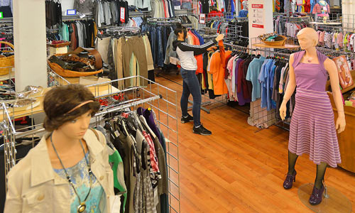 Secondhand Luzern: Die 9 besten Shops für Secondhand Kleider